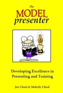 Model Presenter - Cover 2
